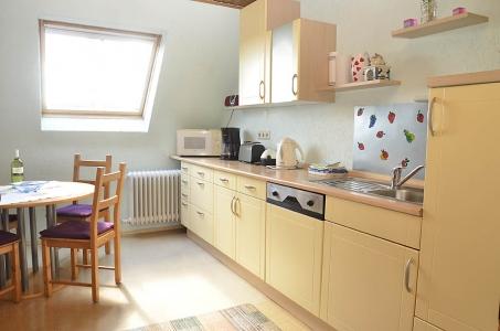 Küchenzeile, Ferienwohnung Haus am Weinberg, Mußbach - Neustadt /Weinstr.