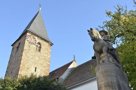 Johanneskirche Neustadt-Mußbach, Neustadt an der Weinstraße