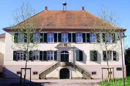 Herrenhof Herrschaftshaus, Mußbach, Neustadt / Weinstr.